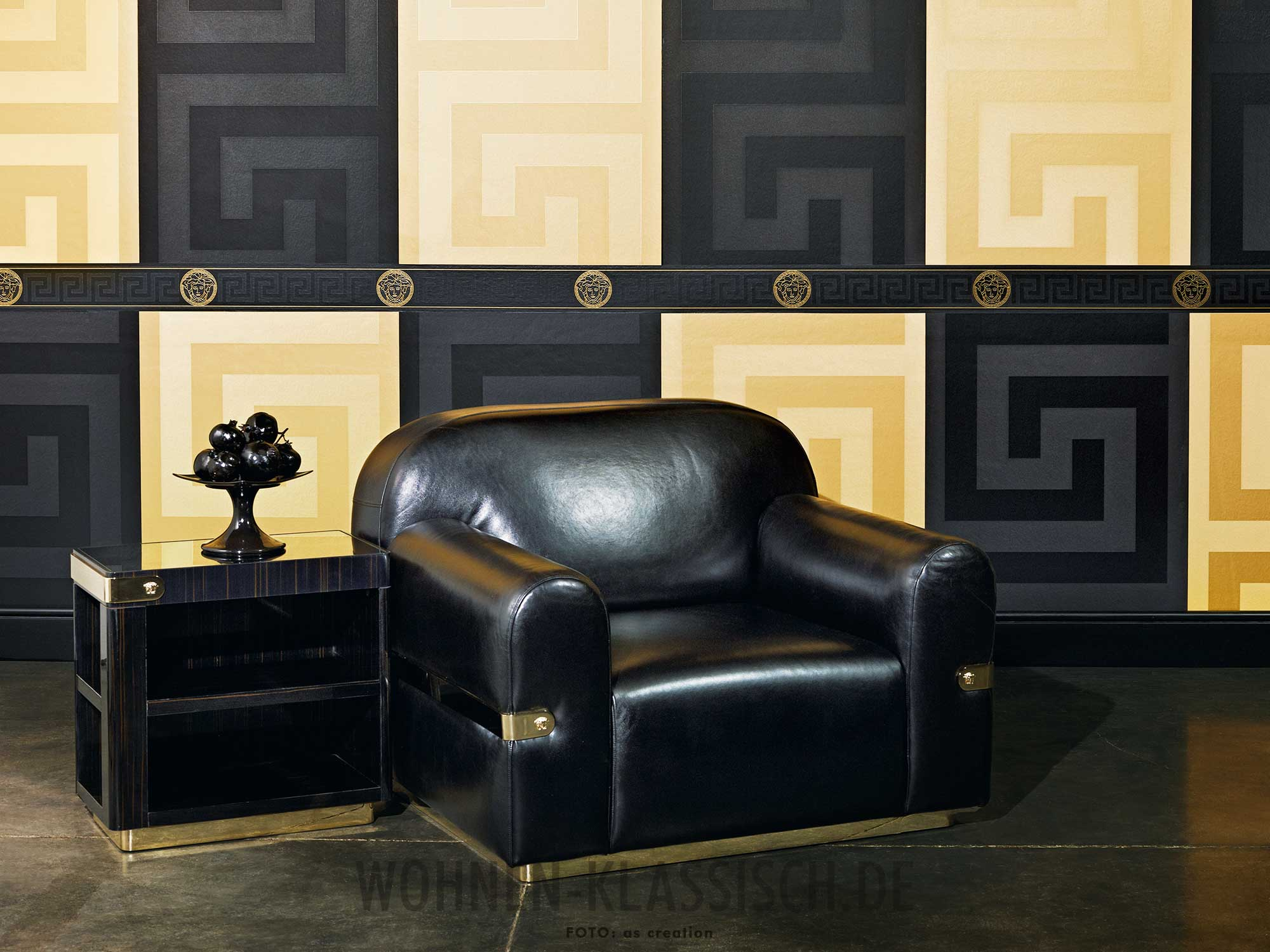am laufenden m anderband klassisch wohnen. Black Bedroom Furniture Sets. Home Design Ideas