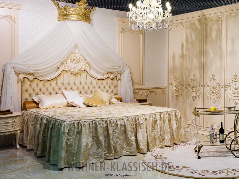 Königlicher Komfort | KLASSISCH WOHNEN