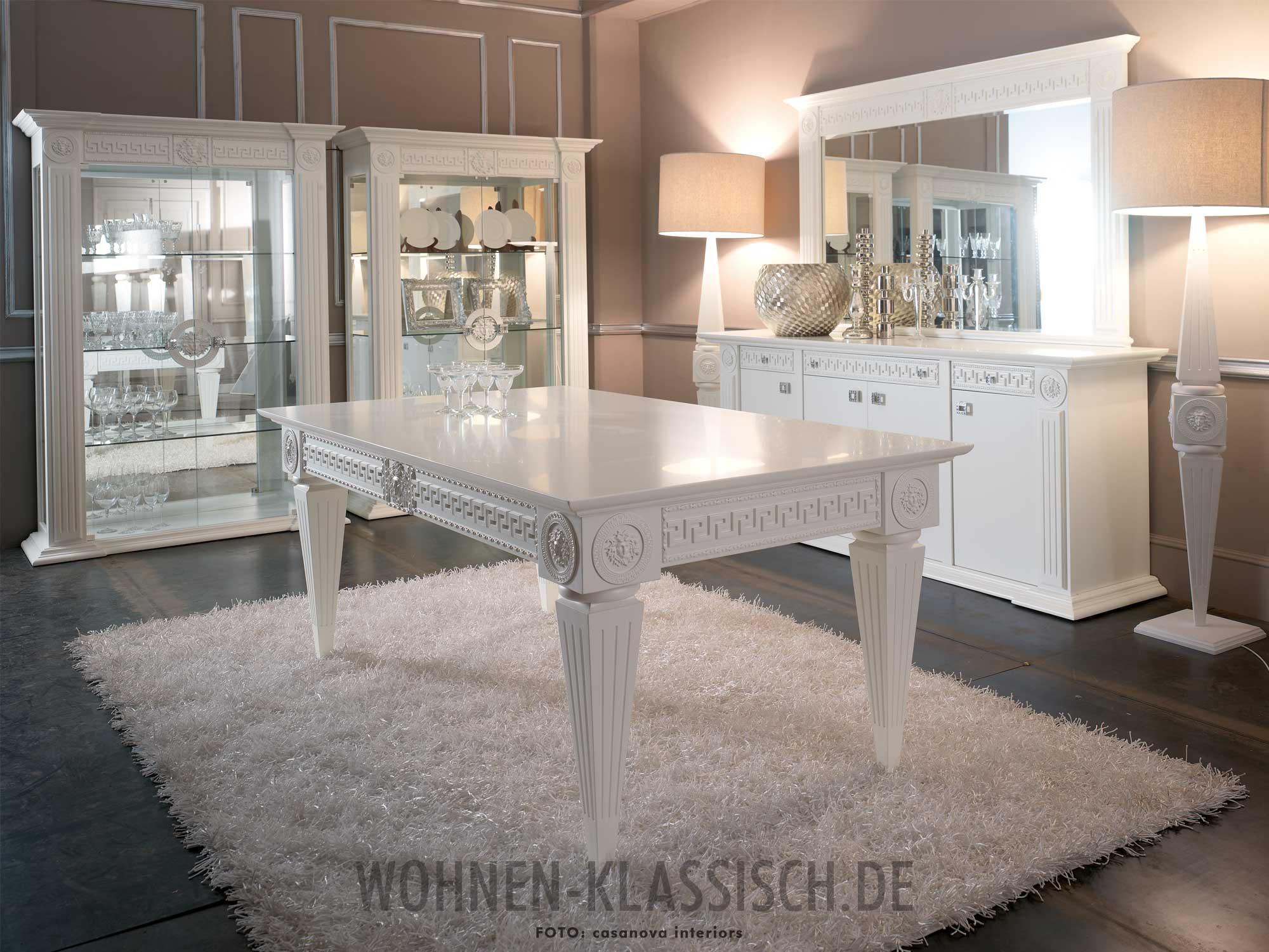 griechisch essen klassisch wohnen. Black Bedroom Furniture Sets. Home Design Ideas