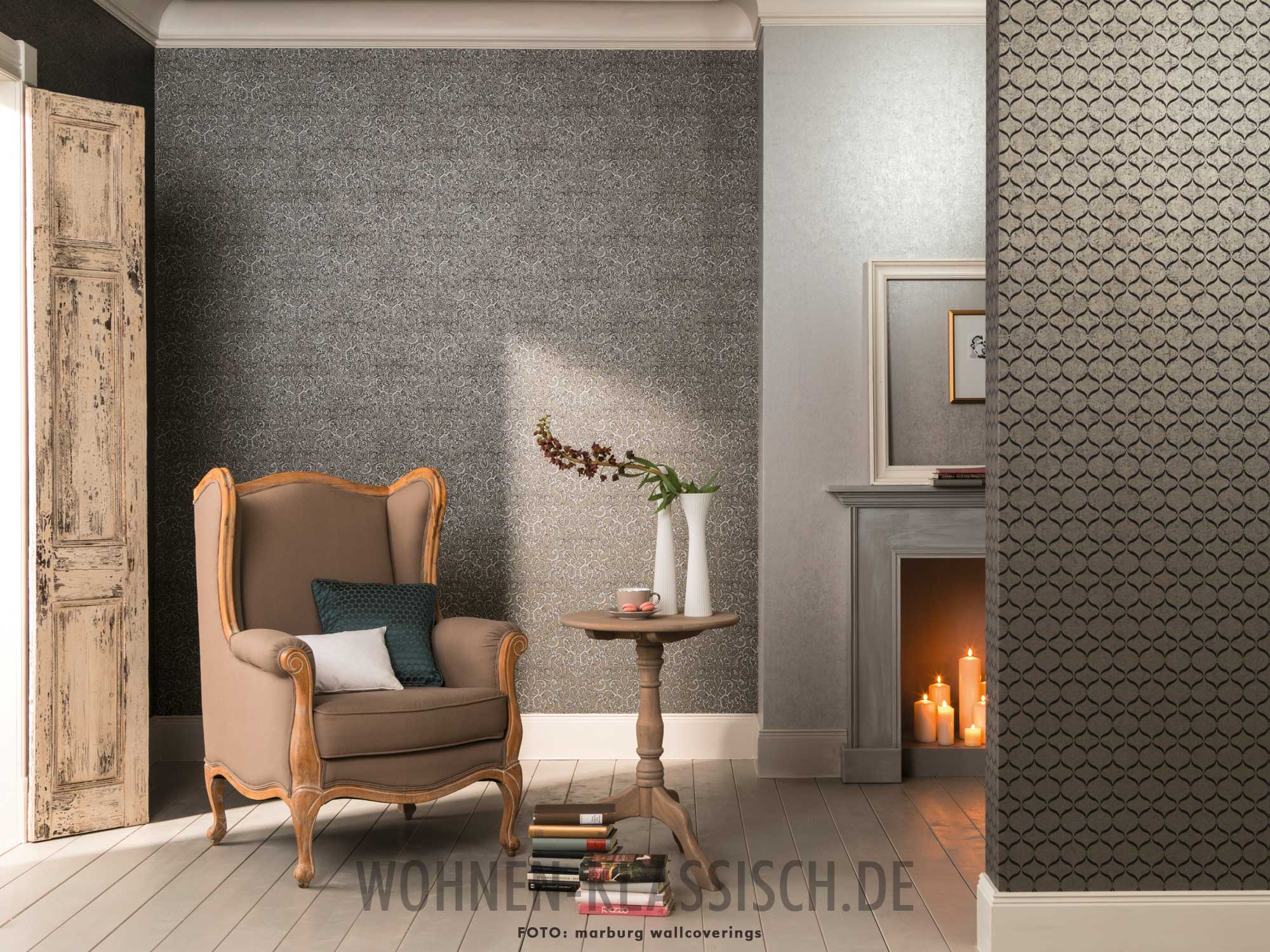 schau genau klassisch wohnen. Black Bedroom Furniture Sets. Home Design Ideas
