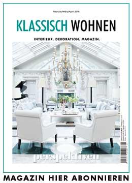 Klassisch wohnen das magazin f r klassisches wohnen for Magazin wohnen