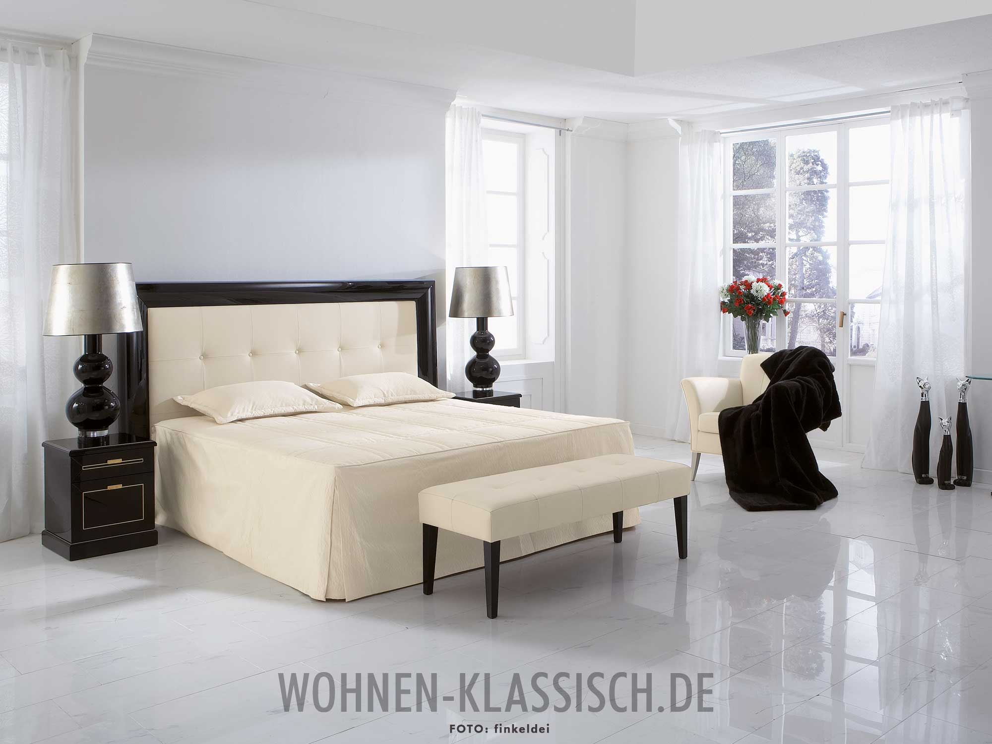schachbett klassisch wohnen. Black Bedroom Furniture Sets. Home Design Ideas